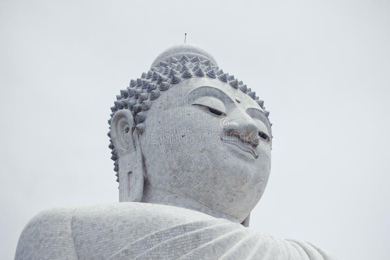 O Buddha grande imagens de stock royalty free