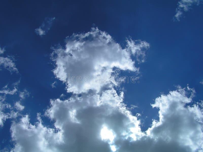 O Céu Imagem de Stock