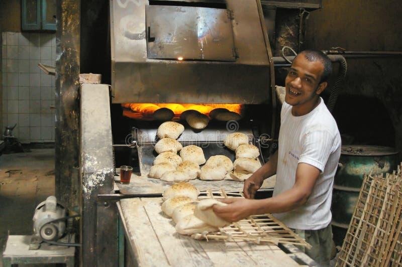 O CAIRO, EGIPTO - FEVEREIRO 02 imagem de stock