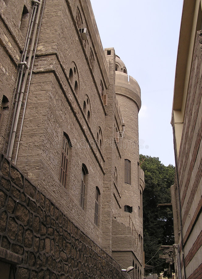 Download O Cairo Velho, Egipto, África Imagem de Stock - Imagem de contínuo, antique: 100835