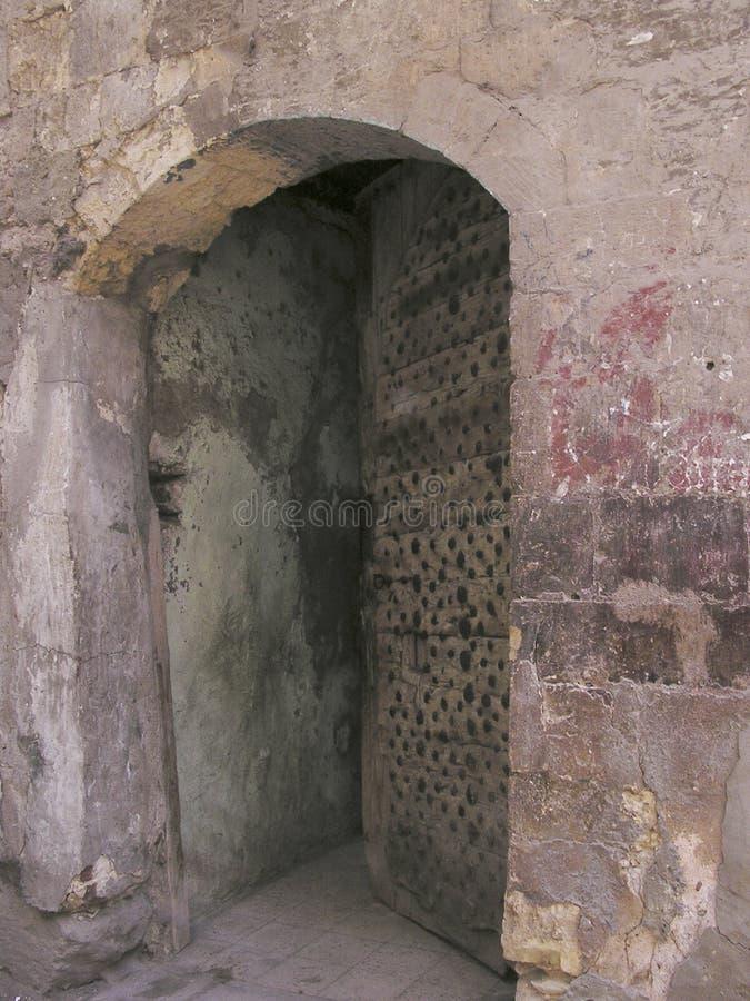 Download O Cairo Velho, Egipto, África - Portico Foto de Stock - Imagem de portico, pedra: 100420