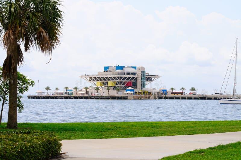 Download Cais De St Petersburg Florida Imagem de Stock - Imagem de saint, relaxation: 29846999