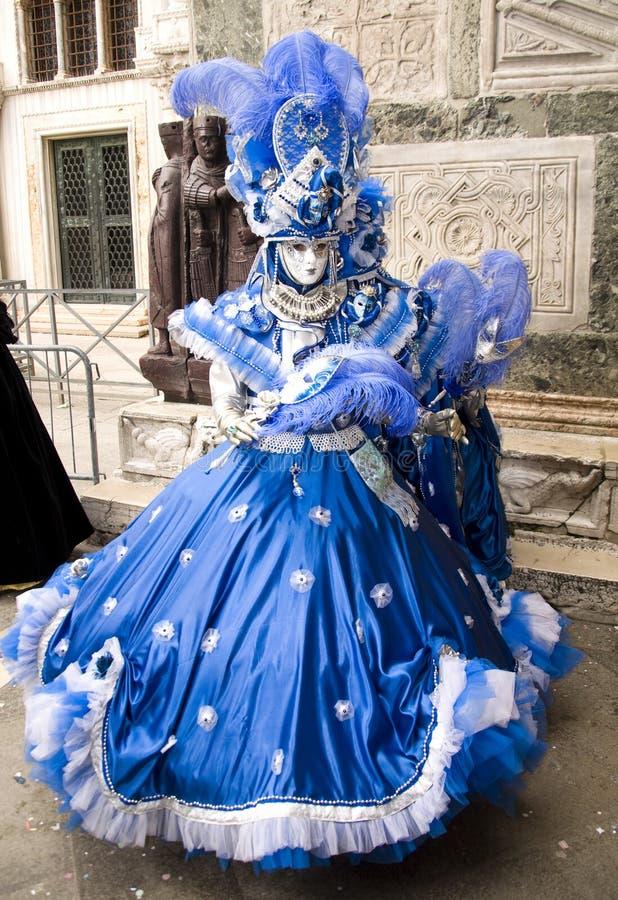 O carnaval de Veneza imagem de stock royalty free