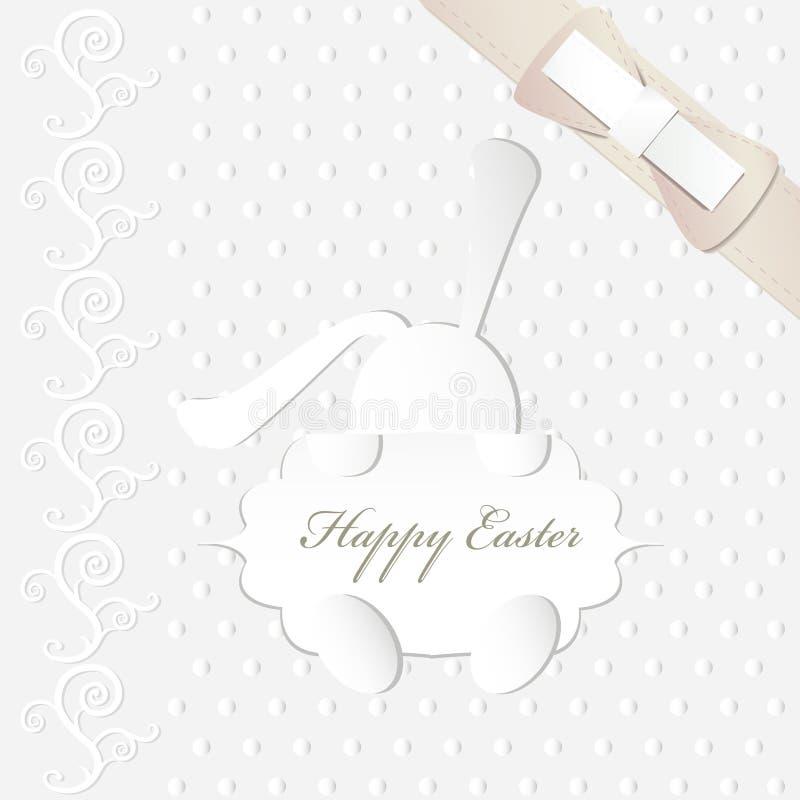 Download Cartão de Easter ilustração do vetor. Ilustração de retro - 29840419