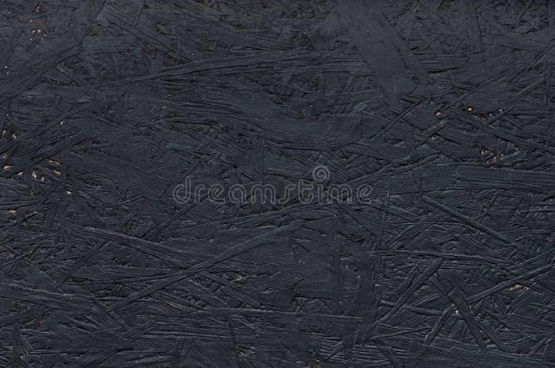 O cartão preto igualmente chamou o painel de partículas Textura do fundo imagem de stock royalty free