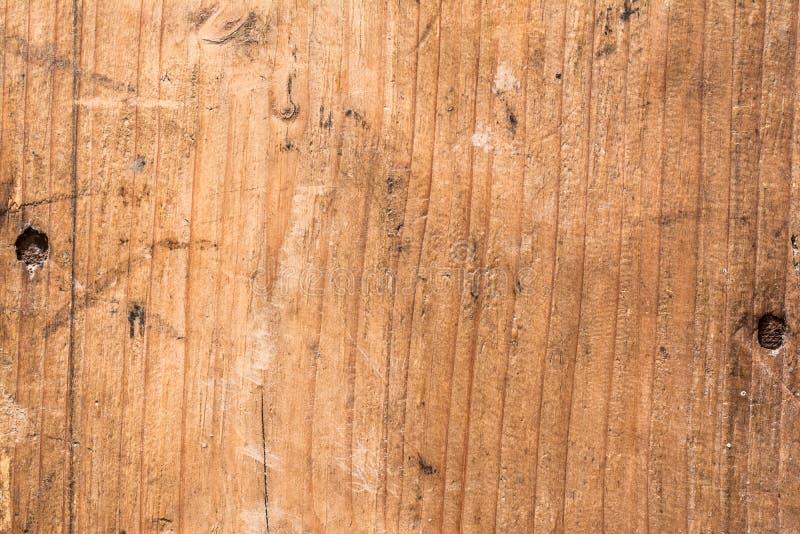 O carvalho muito velho de madeira da textura, a madeira áspera não é uniforme imagem de stock royalty free