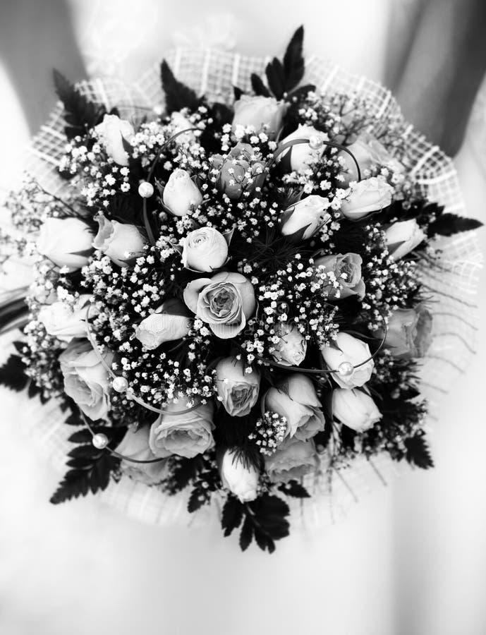 O casamento floresce (delicado f/x) fotografia de stock royalty free