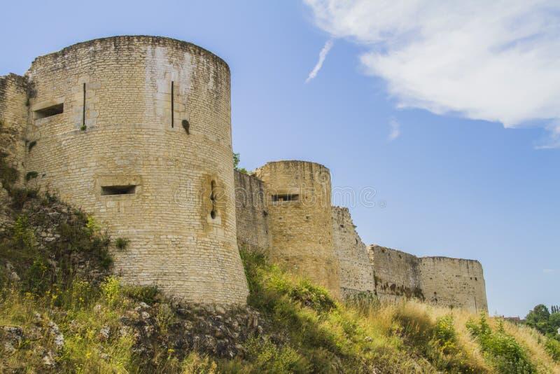 O castelo de William o conquistador fotos de stock