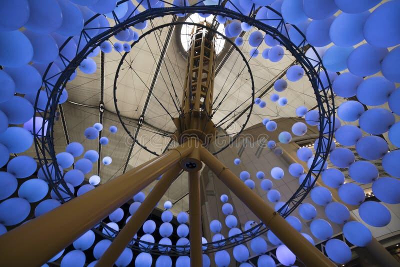O2 centro Greenwich Londres imagens de stock royalty free