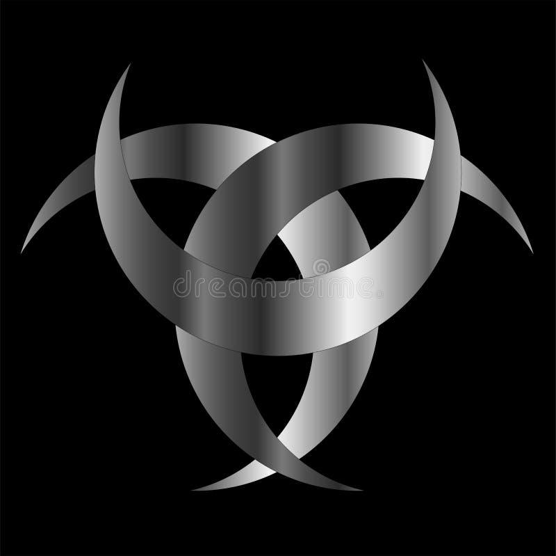 O chifre de Odin ilustração royalty free