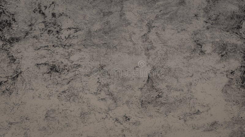 O cinza detalhou altamente o quadro do fundo do grunge do vintage com espaço imagem de stock