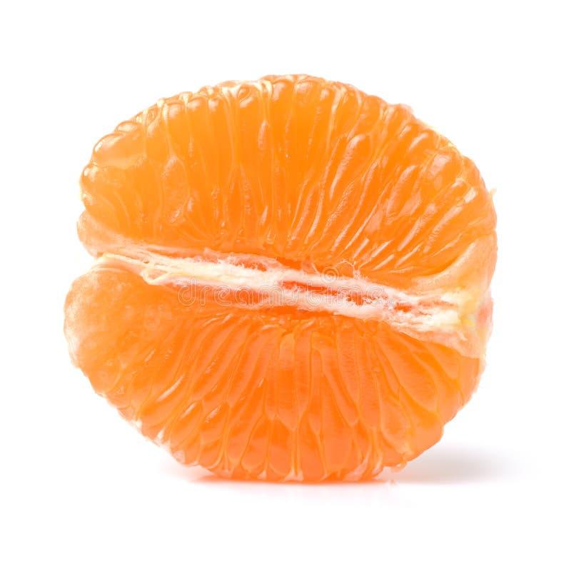 O citrino paradisi ou a toranja descascaram o fruto do close up fotografia de stock royalty free