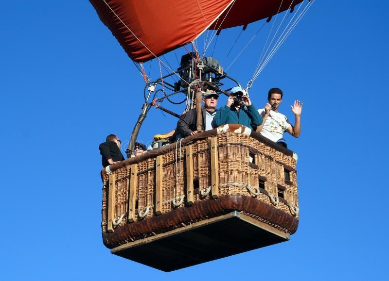 34o clássico anual do balão de Colorado em Colorado Springs fotos de stock royalty free