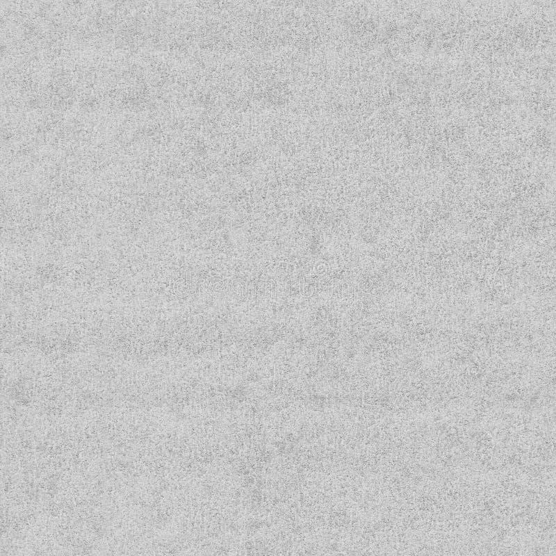 O close up amarrotou branco ou claro - fundo de papel cinzento da textura, textura Placa da folha do papel do cinza com espaço pa foto de stock royalty free