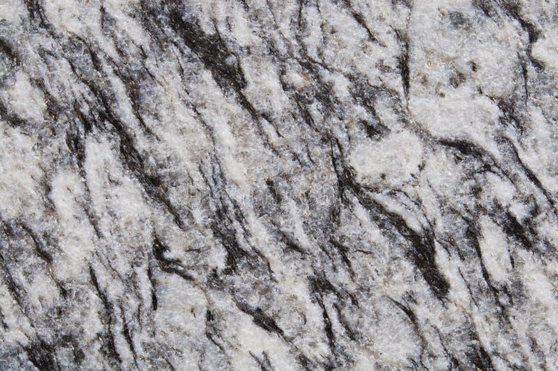 O close up Brown, enegrece com fundo de pedra de mármore branco Preto com mármore branco, textura de quartzo Pancadinha natural d fotografia de stock royalty free