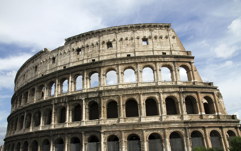 Colosseum, Roma fotografia de stock royalty free