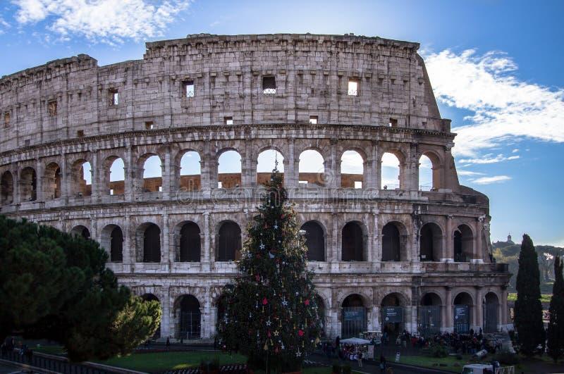 O Colosseum, Roma imagem de stock royalty free