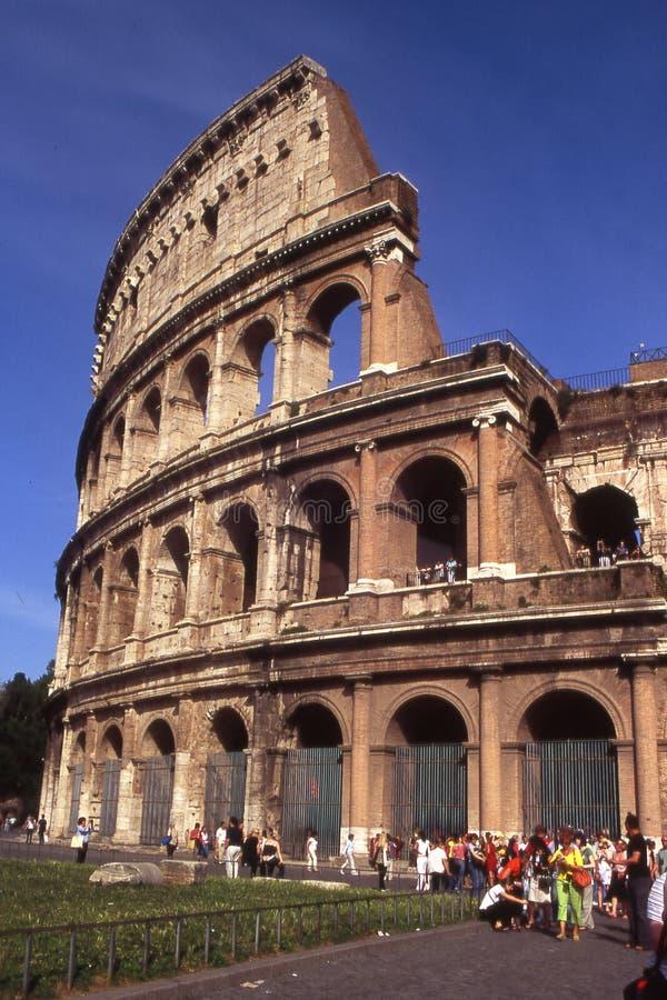 O Colosseum.Rome.Italy. fotos de stock royalty free