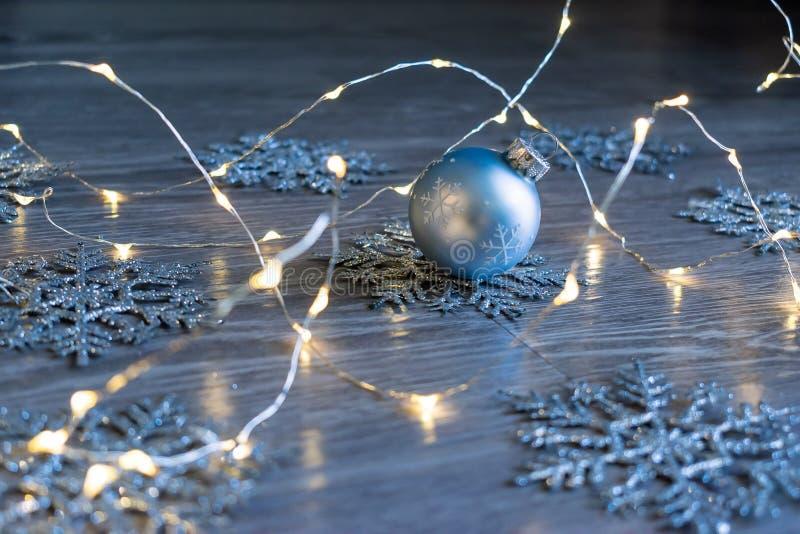 O começo do Natal foto de stock royalty free