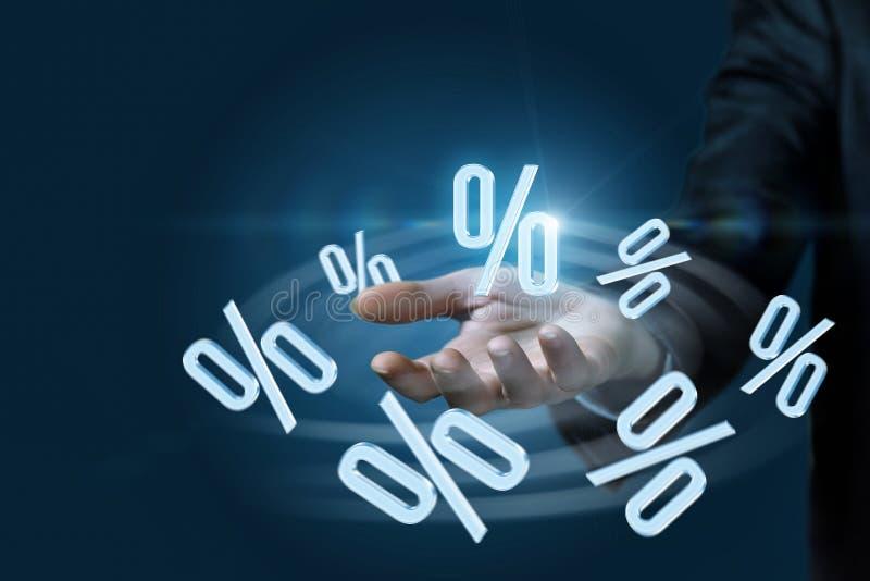 O conceito é princípio de trabalho financeiro do processo imagens de stock royalty free