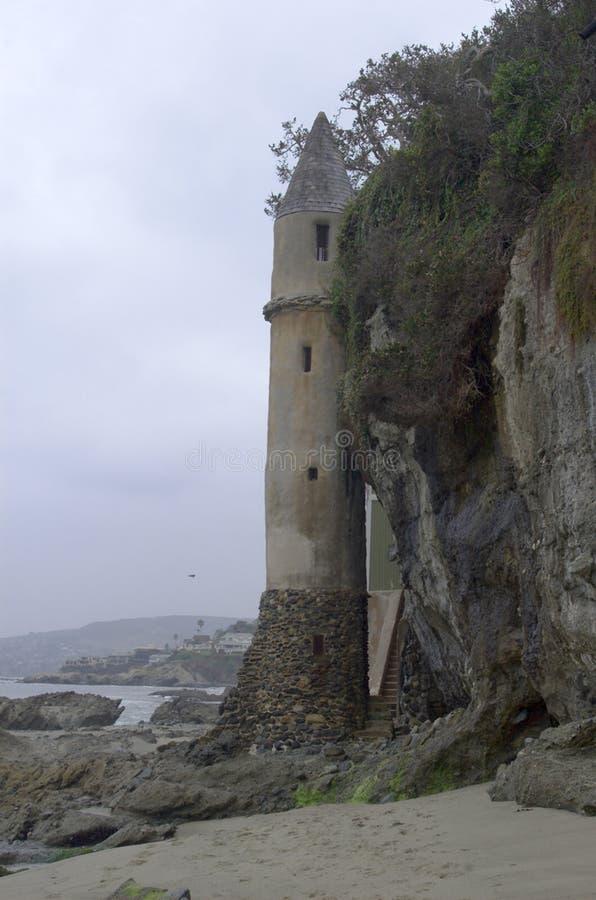 Download O Conto De Fadas Gosta Da Torre Imagem de Stock - Imagem: 200049