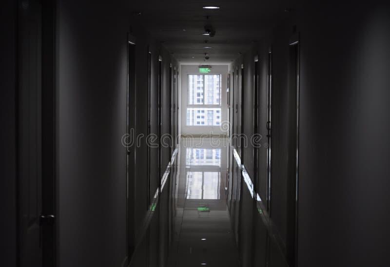 O corredor imagem de stock royalty free