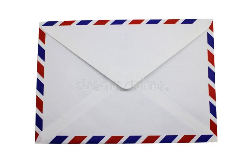 O correio aéreo envolve ilustração do vetor