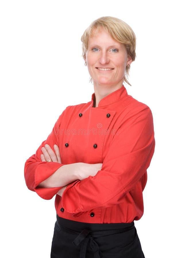 O cozinheiro fotografia de stock royalty free