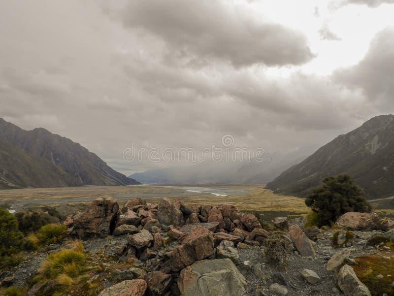 O cozinheiro National Park da montagem é uma gema real foto de stock royalty free
