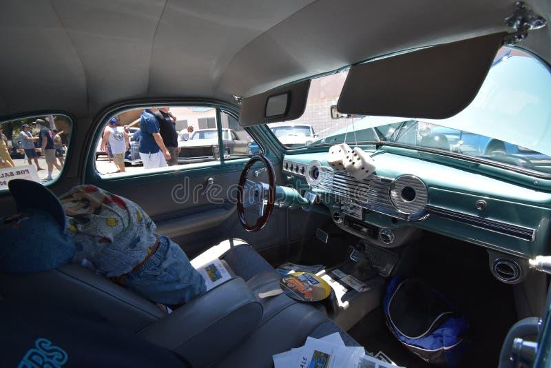 O cupê dos esportes da porta de Chevrolet Fleetmaster 2, 3 fotos de stock royalty free