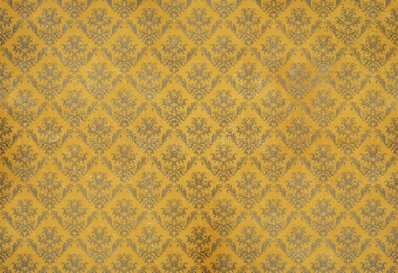 O damasco Wallpaper imagem de stock