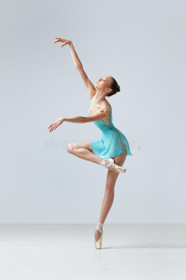 O dançarino foto de stock royalty free
