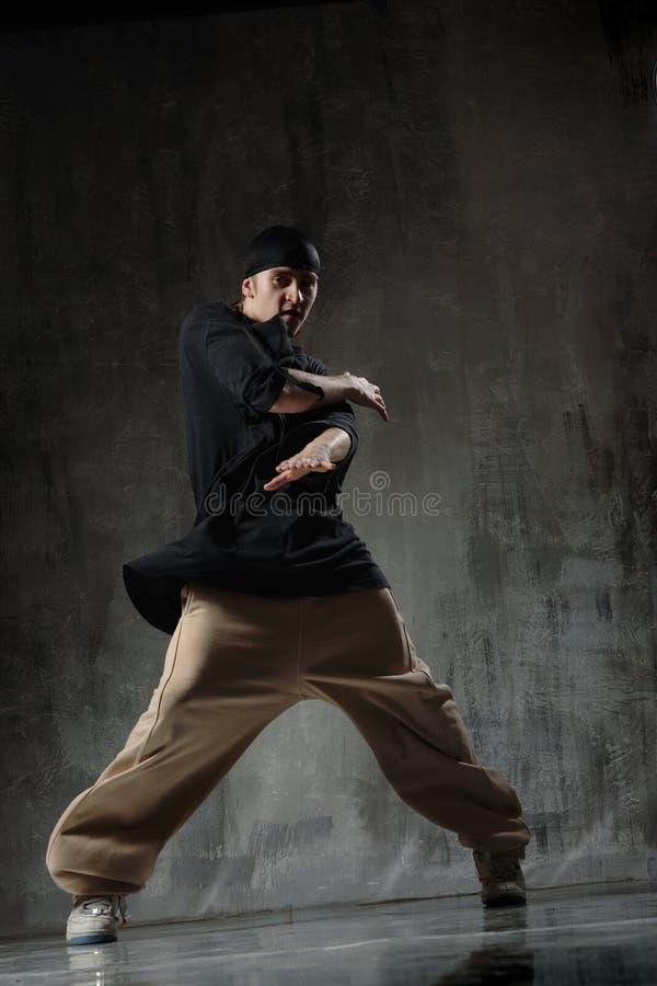O dançarino imagens de stock