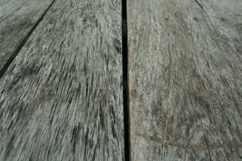 O de madeira cinzento bonito foto de stock