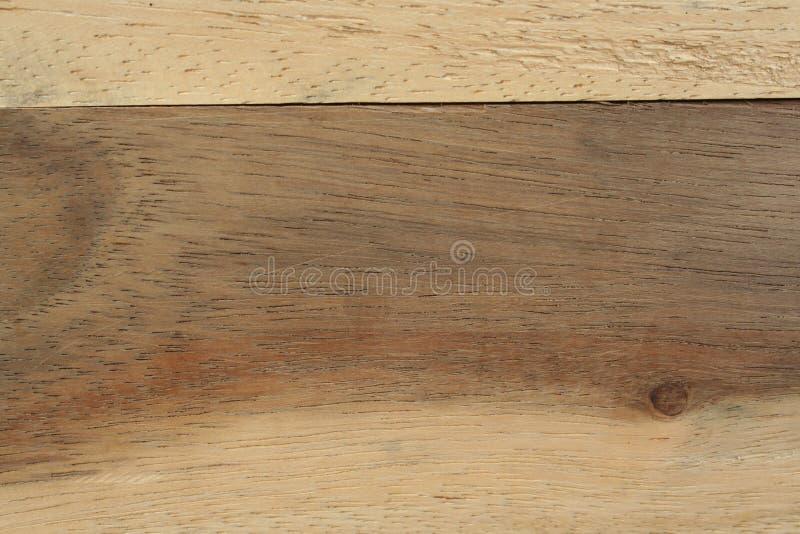 O de madeira marrom bonito fotografia de stock