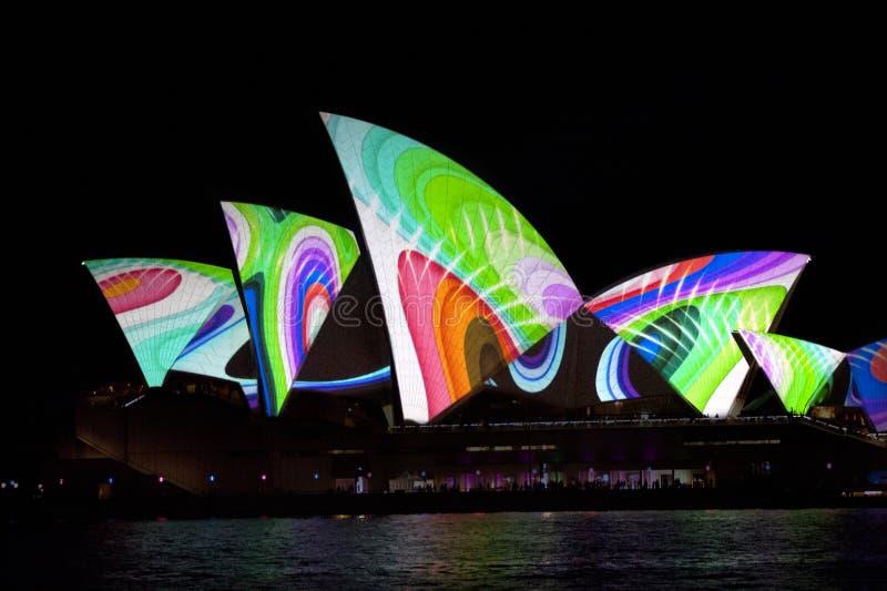 O _7974 de Sydney Opera House fotos de stock