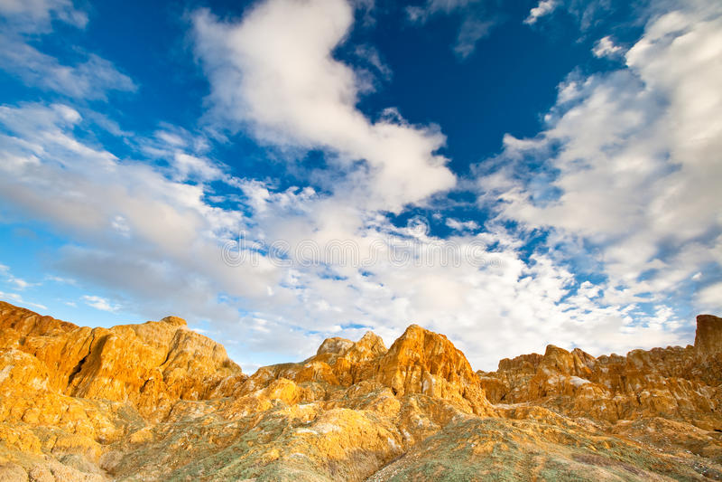 O deserto de Gobi fotos de stock