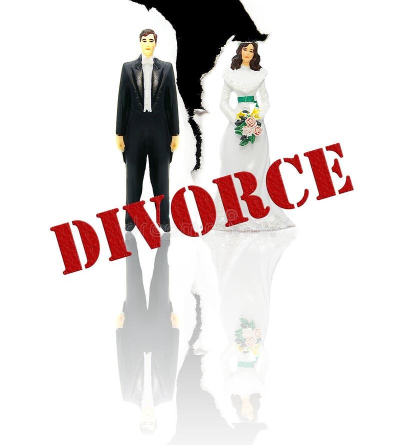 O divórcio imagens de stock