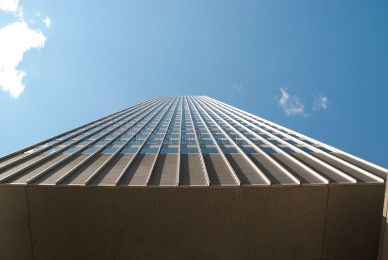 O edifício o mais alto em Montreal fotos de stock