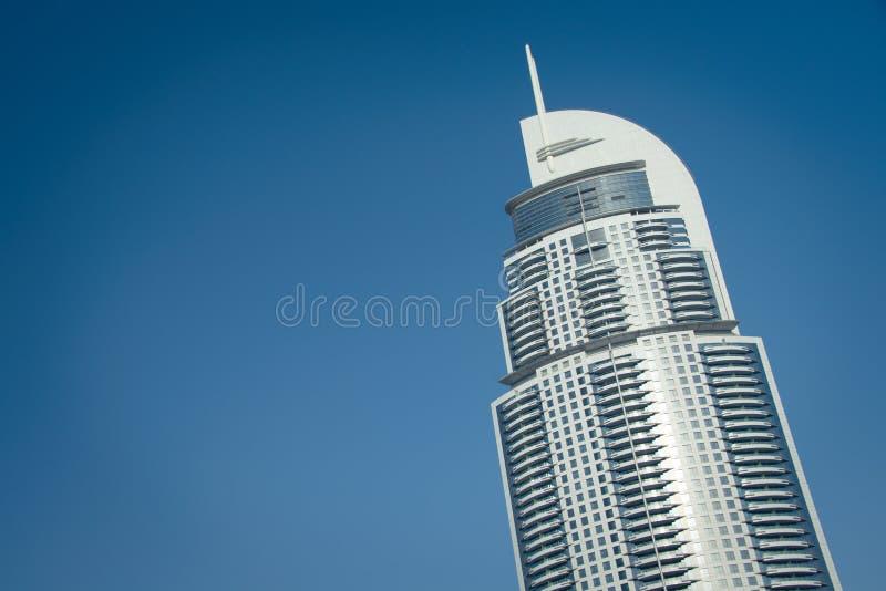 O endereço Dubai foto de stock royalty free