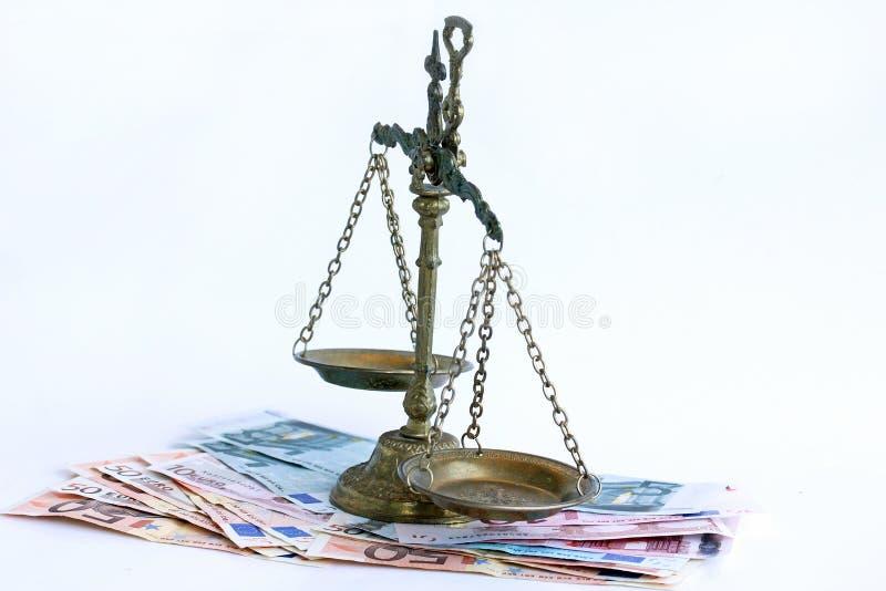 O equilíbrio direito imagens de stock royalty free