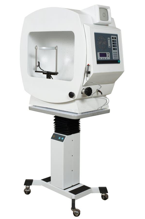 O equipamento médico fotografia de stock royalty free