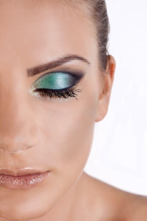 Download Mulher bonita foto de stock. Imagem de limpo, cosmético - 29837266