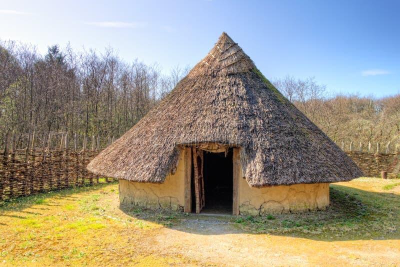 O estabelecimento de Craggaunowen em Ireland.