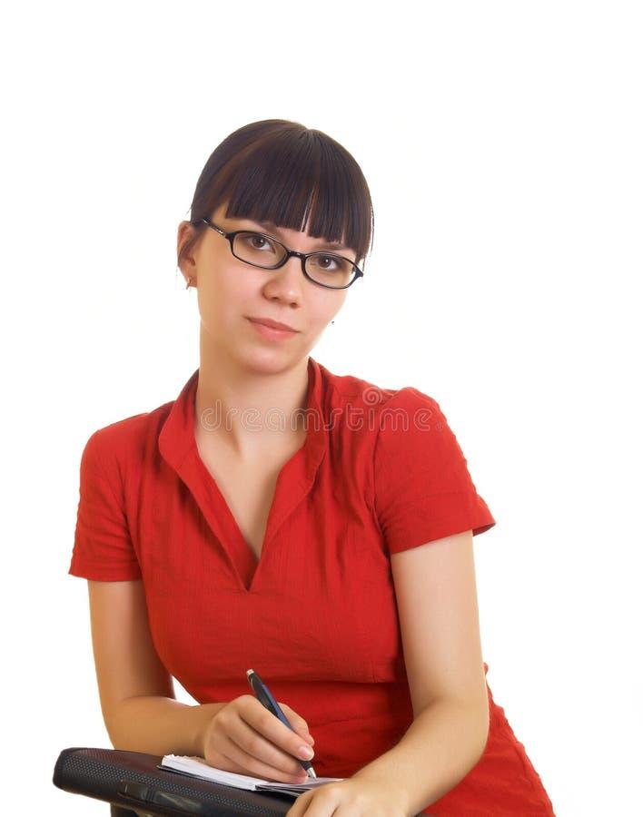 O estudante foto de stock