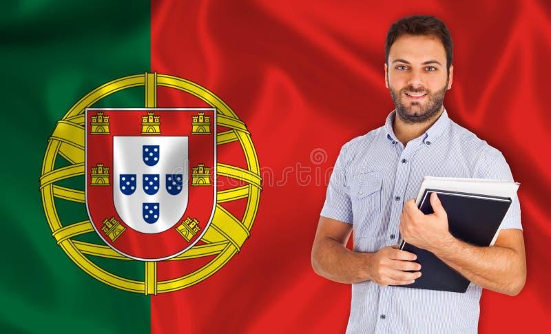 Língua portuguesa fotos de stock