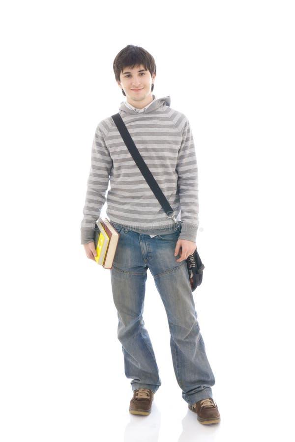 O estudante novo fotografia de stock
