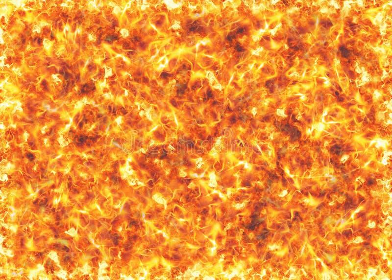 O fogo abstrato sparkles fundo imagem de stock royalty free
