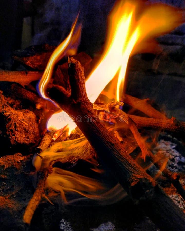 O fogo do aluguer é a melhor opção para o inverno fotos de stock