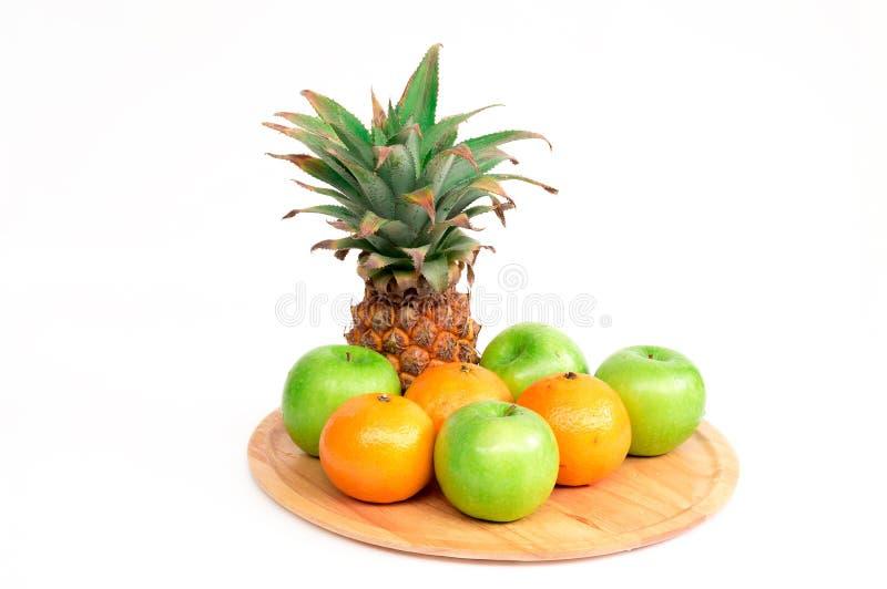 O fruto da mistura imagens de stock
